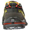 La Sportiva TX2 Approach Shoes Unisex black/yellow